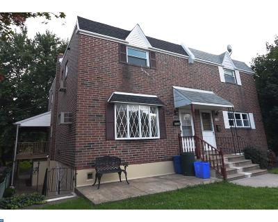 Philadelphia Single Family Home ACTIVE: 1118 Solly Avenue