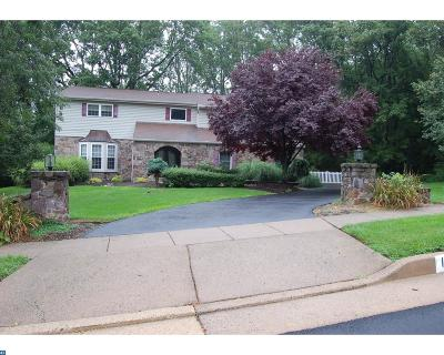 PA-Bucks County Single Family Home ACTIVE: 131 Justice Drive