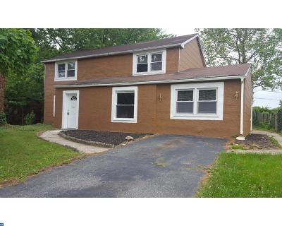 Willingboro Single Family Home ACTIVE: 565 Charleston Road