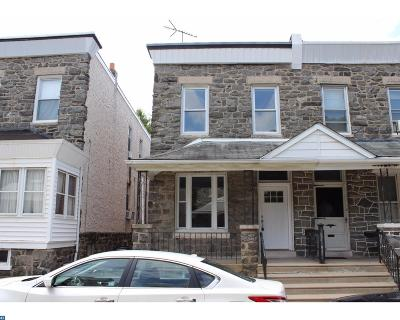 PA-Philadelphia County Single Family Home ACTIVE: 6720 Leeds Street