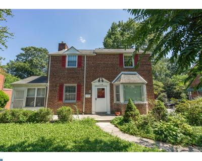 Ardmore Single Family Home ACTIVE: 1440 W Wynnewood Road
