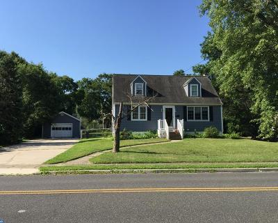 Westville NJ Single Family Home ACTIVE: $135,000