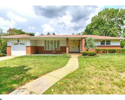 Woodbury Heights Single Family Home ACTIVE: 1037 Walnut Avenue