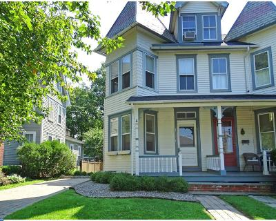 Newtown Single Family Home ACTIVE: 107 Chancellor Street