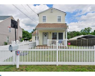 West Deptford Twp Single Family Home ACTIVE: 1361 Burkett Avenue