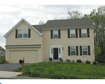 Coatesville Single Family Home ACTIVE: Lot 118 Woodruff Road