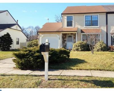 Voorhees Single Family Home ACTIVE: 29 Fulmar Drive