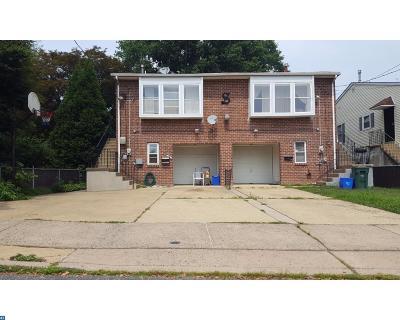 Holmesburg Single Family Home ACTIVE: 4619 Millett Street