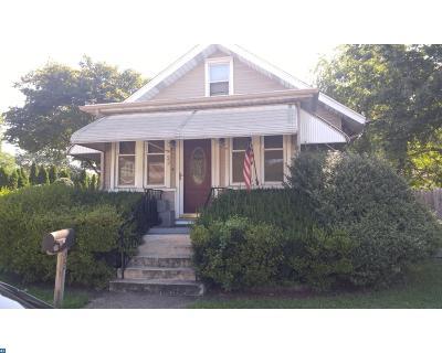Gloucester City Single Family Home ACTIVE: 32 University Avenue