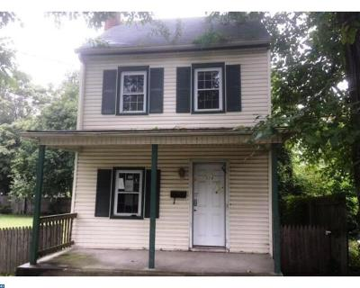 Palmyra Single Family Home ACTIVE: 508 Arch Street