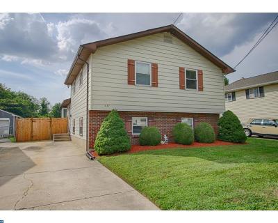 Gloucester City Single Family Home ACTIVE: 437 Walnut Avenue