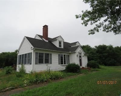 Milton Single Family Home ACTIVE: 12574 Coastal Highway