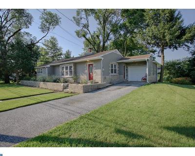 Runnemede Single Family Home ACTIVE: 83 Johnson Avenue