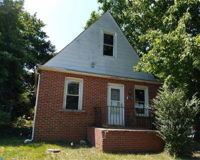 Mount Holly Single Family Home ACTIVE: 300 Mill Street