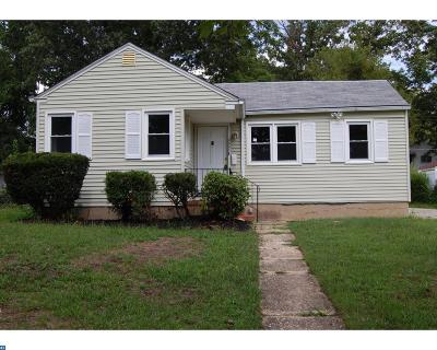 Deptford Single Family Home ACTIVE: 1021 Prince Avenue