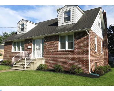 Bellmawr Single Family Home ACTIVE: 340 4th Avenue
