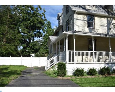 Merchantville Single Family Home ACTIVE: 145 Maple Terrace
