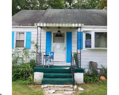 Bellmawr Single Family Home ACTIVE: 340 5th Avenue