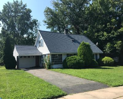 Willingboro Single Family Home ACTIVE: 67 Petunia Lane