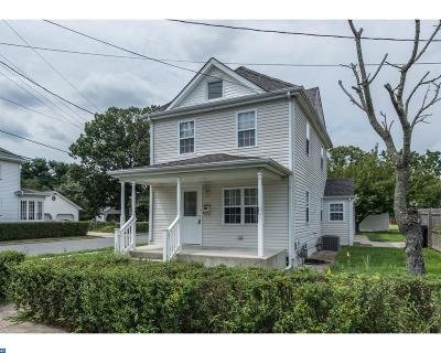 Glassboro Single Family Home ACTIVE: 219 Ellis Street