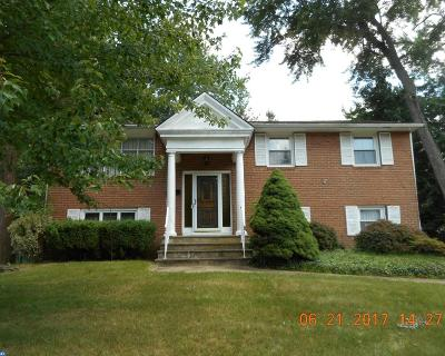 Moorestown Single Family Home ACTIVE: 42 Red Leaf Road