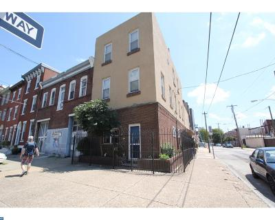 Philadelphia Multi Family Home ACTIVE: 1539 E Moyamensing Avenue