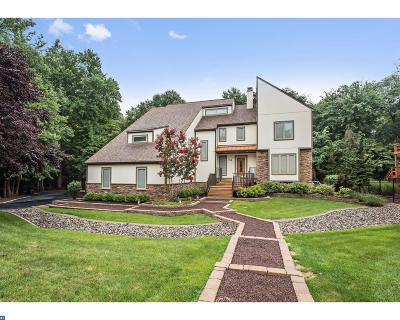 Voorhees Single Family Home ACTIVE: 64 Holly Oak Drive