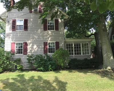 Merchantville Single Family Home ACTIVE: 31 Fithian Avenue