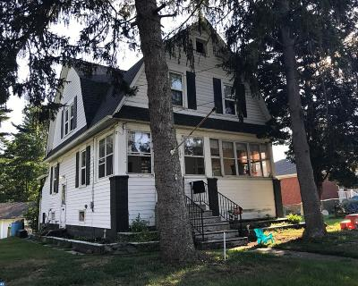 Clementon Single Family Home ACTIVE: 150 Silver Lake Drive