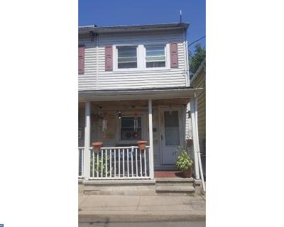 Bordentown Single Family Home ACTIVE: 27-31 Miles Avenue