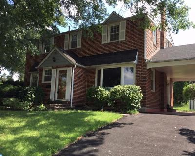 Norristown Single Family Home ACTIVE: 1000 Cooke Lane