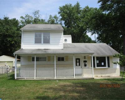 Deptford Single Family Home ACTIVE: 1021 Monmouth Road