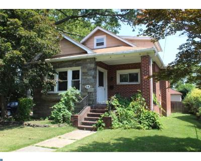 Oaklyn Single Family Home ACTIVE: 29 Ridgeway Avenue