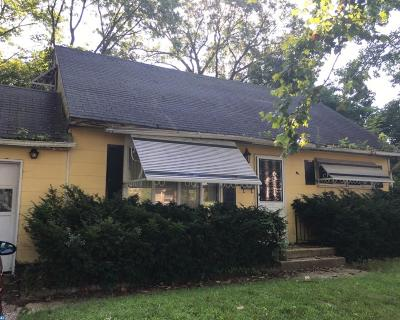 Wenonah Single Family Home ACTIVE: 1434 Glassboro Road