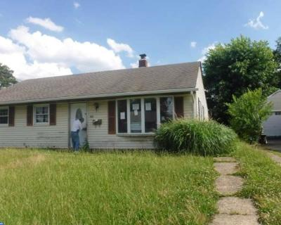 Bellmawr Single Family Home ACTIVE: 408 Windsor Drive