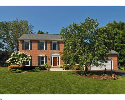 Harleysville Single Family Home ACTIVE: 6 Saratoga Lane
