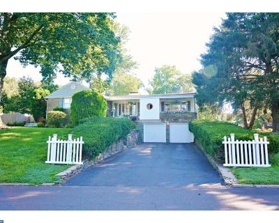 Huntingdon Valley Single Family Home ACTIVE: 3206 Manor Road