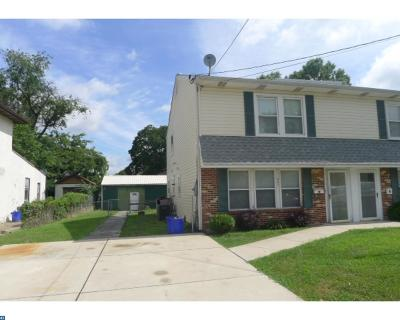 Brooklawn Single Family Home ACTIVE: 207 Browning Lane