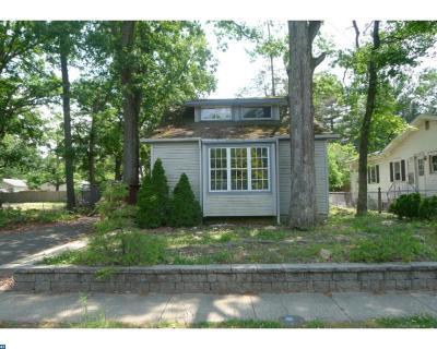 Pine Hill Single Family Home ACTIVE: 22 E 9th Avenue