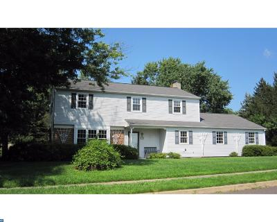 Chalfont Single Family Home ACTIVE: 13 Lynwood Drive