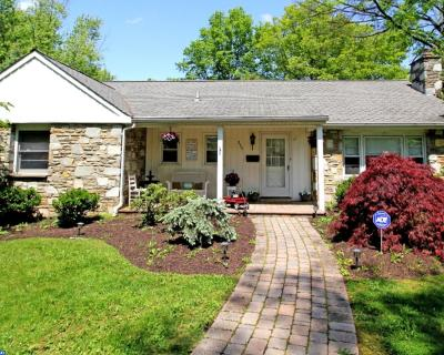 Lansdale Single Family Home ACTIVE: 235 Oak Drive