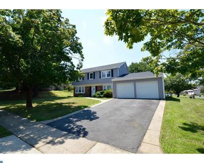 Willingboro Single Family Home ACTIVE: 181 Tiffany Lane