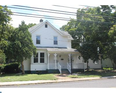 Williamstown Single Family Home ACTIVE: 118 Clayton Road