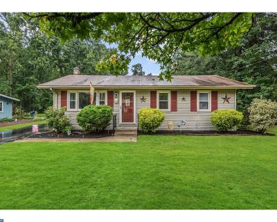 Moorestown Single Family Home ACTIVE: 89 Cooper Avenue
