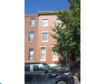 Philadelphia Condo/Townhouse ACTIVE: 530 22nd Street