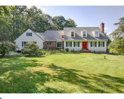Moorestown Single Family Home ACTIVE: 951 Cox Road