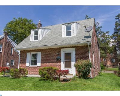 Ridley Park Single Family Home ACTIVE: 709 Braxton Road