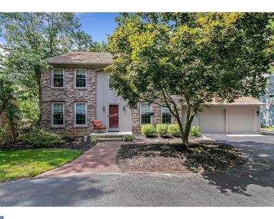 Voorhees Single Family Home ACTIVE: 15 Redstone Ridge