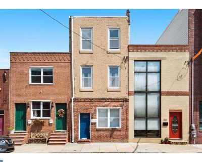 Philadelphia Multi Family Home ACTIVE: 1329 S 2nd Street