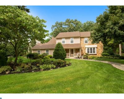 Voorhees Single Family Home ACTIVE: 27 Fox Hollow Road